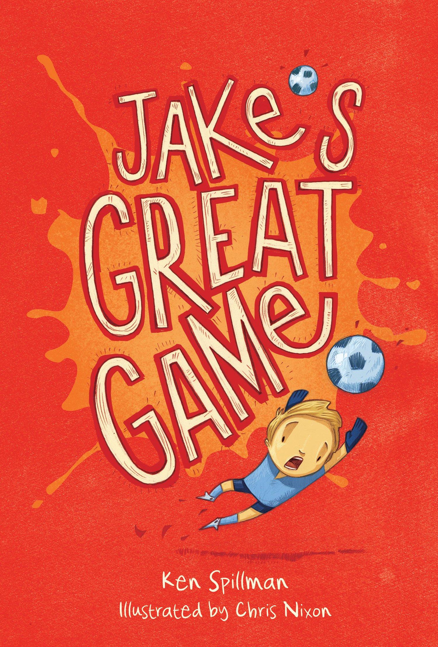 Jake's Great Game (Jake Books) pdf epub