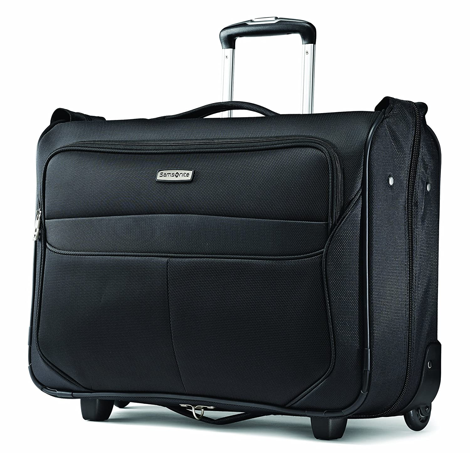 Samsonite Liftwo Carry-on Wheeled Garment Bag, Black, International Carry-on Samsonite Corporation - CA 58749-1041