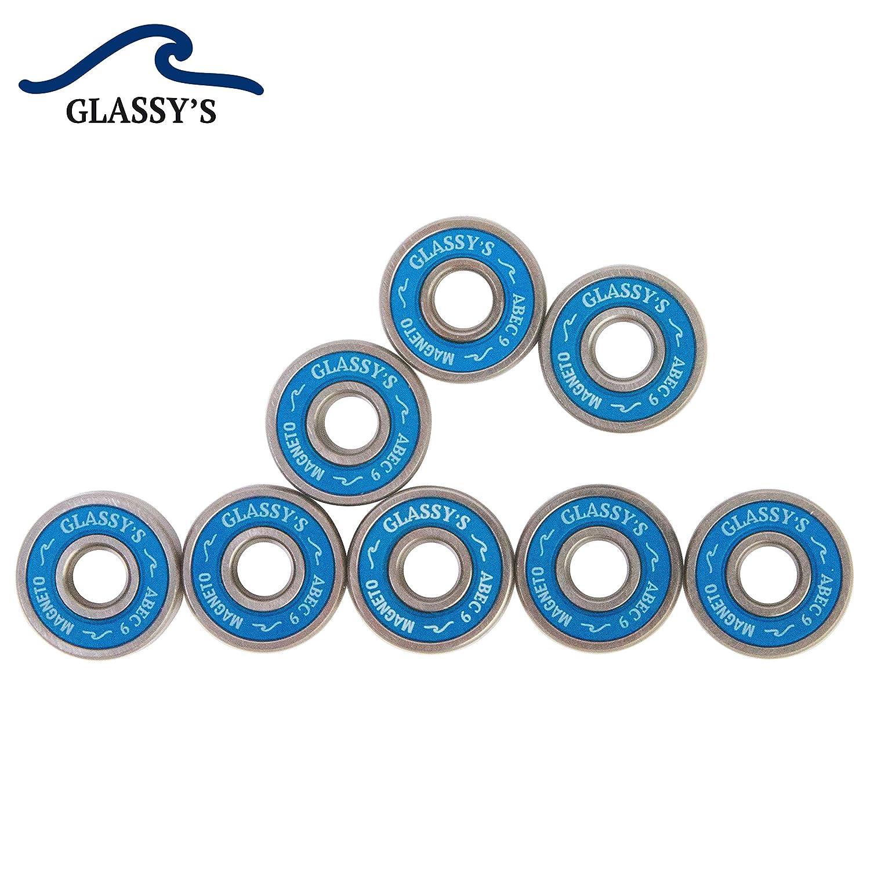 Magneto Glassys Ceramic Bearings