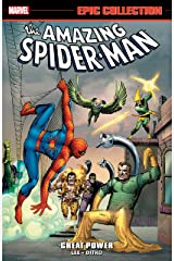 Amazing Spider-Man Epic Collection: Great Power (Amazing Spider-Man (1963-1998)) Kindle Edition