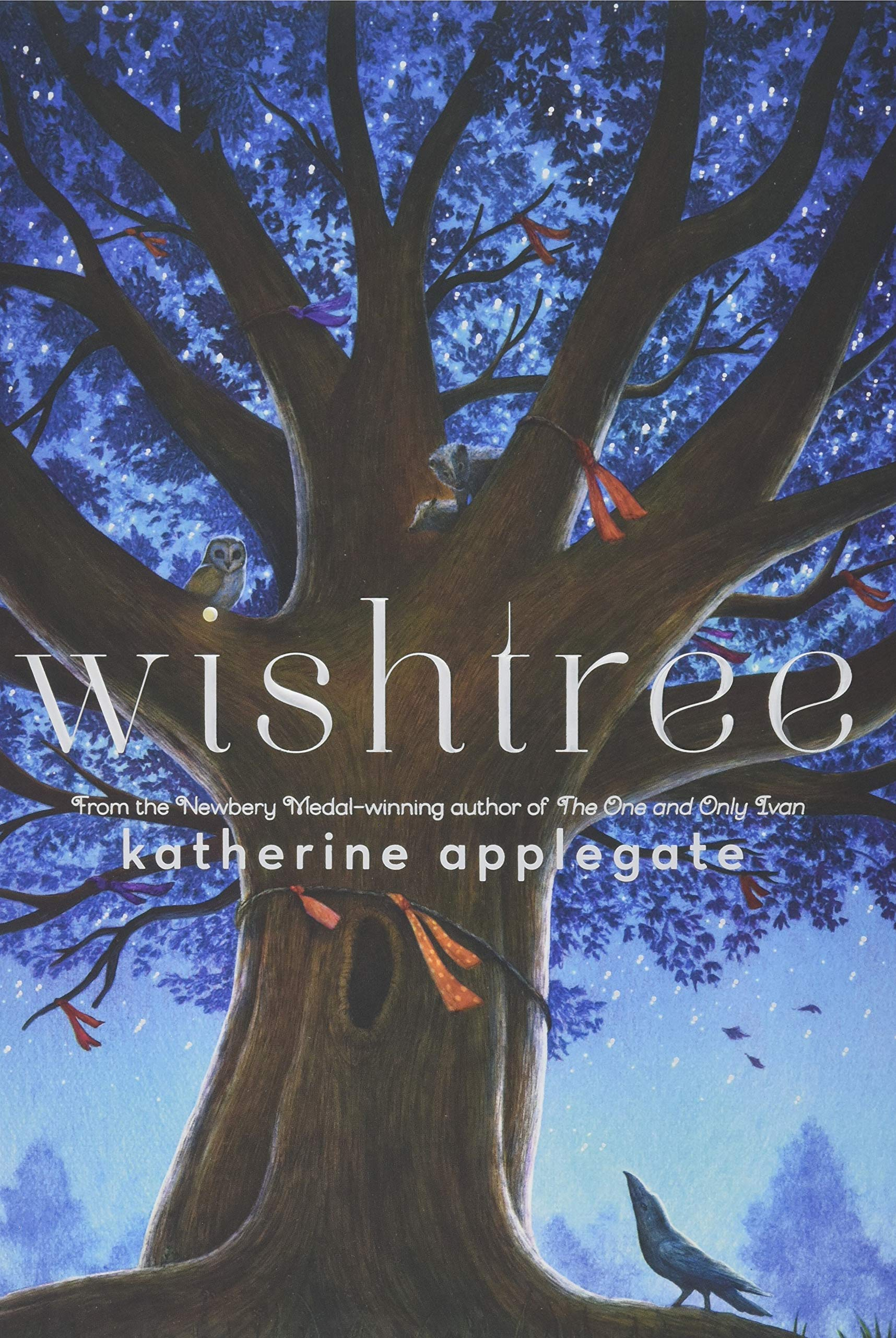 Image result for wishtree by katherine applegate