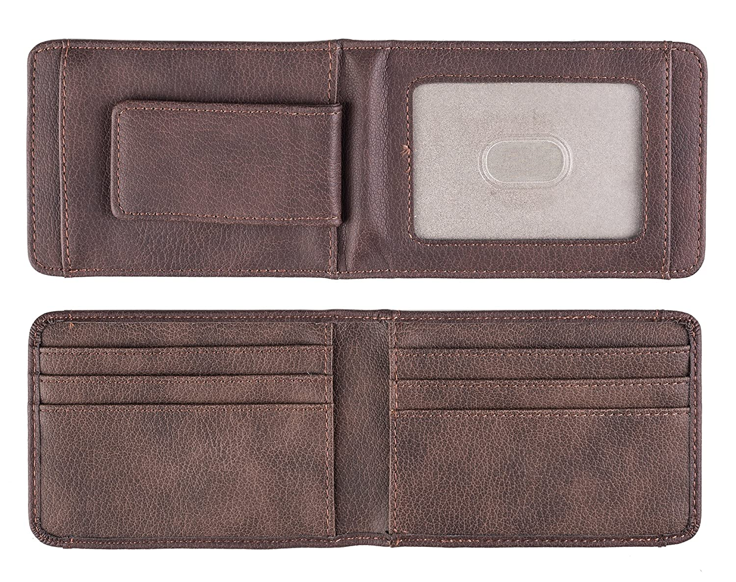 Paragon Money Clip Credit Card Holder Front Pocket Wallet RFID Blocking Strong Magnet Slim Minimalist Wallet 10450309