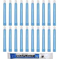Cyalume Barras de luz azul SnapLight Glow Sticks