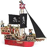 Papo - 60250 - Figurine - Bateau Pirate