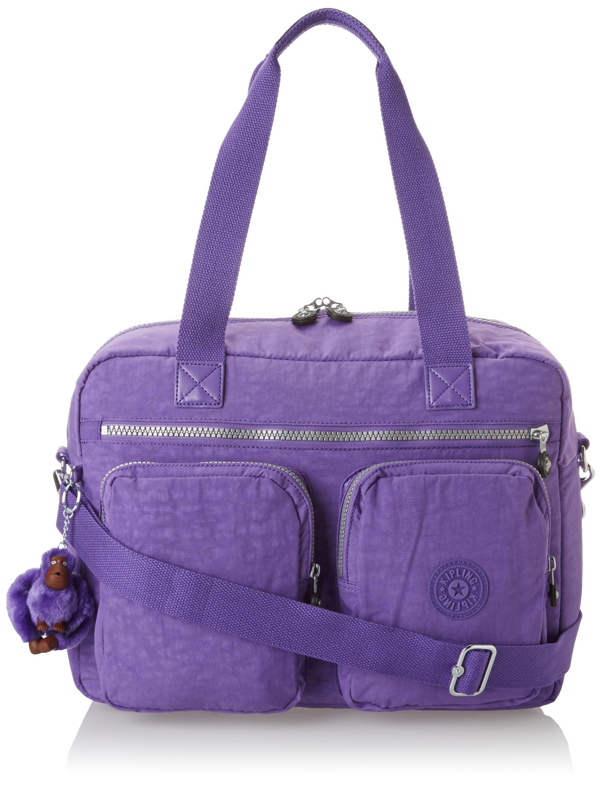Kipling Sherpa, Vivid Purple, One Size
