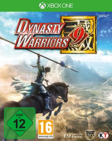 Koch Media Dynasty Warriors 9 vídeo - Juego (Xbox One, Acción / Aventura, T (Teen)): Amazon.es: Videojuegos