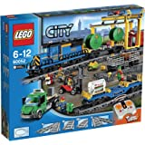 LEGO - 60052 - City - Jeu de construction - Le train de marchandises