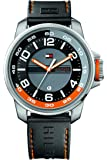 Tommy Hilfiger Synthetic Collection Grey/Black Dial Men's Watch #1790716