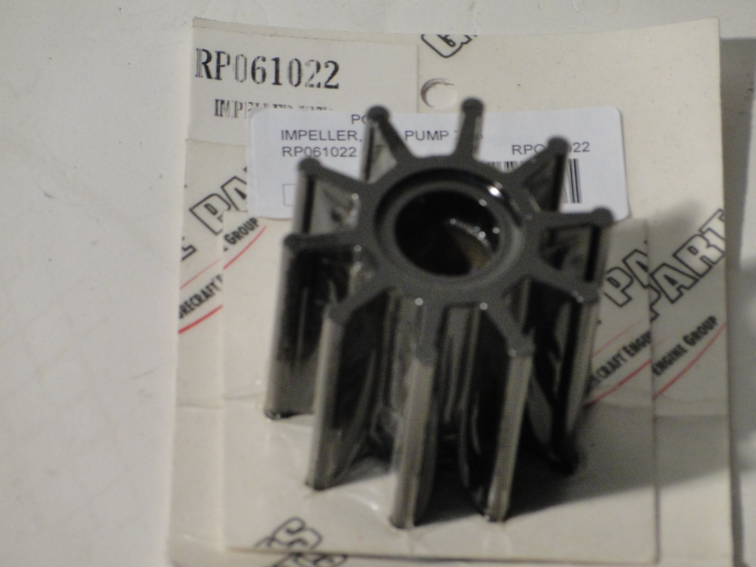 Impeller, R/W Pump ZR6