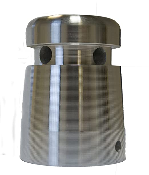 Excel cdf08271 grimmur Cabezal para cortabordes de Aluminio sin ...