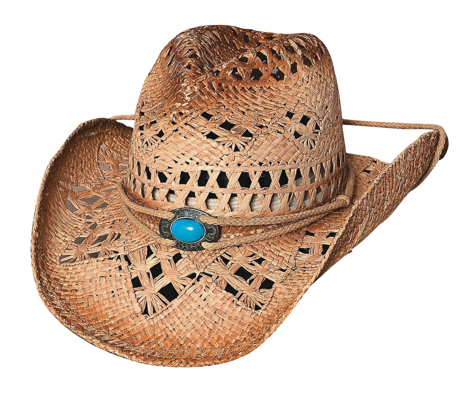 Bullhide Hats 2591 Run A Muck Collection Lost In Love L-Xl Natural Cowboy Hat