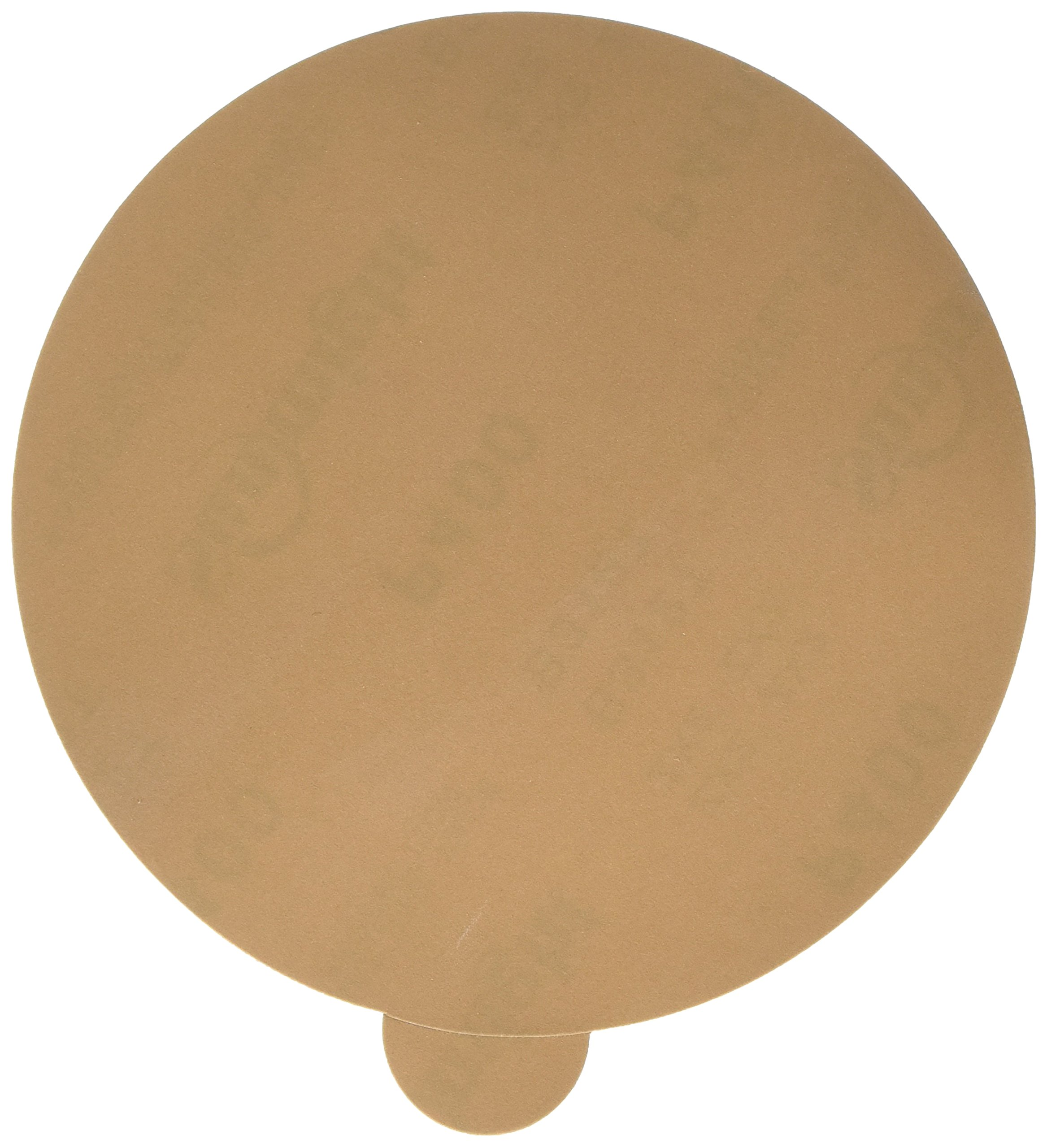 Sunmight 02316 1 Pack 6'' No Hole PSA Disc (Gold Grit 400)