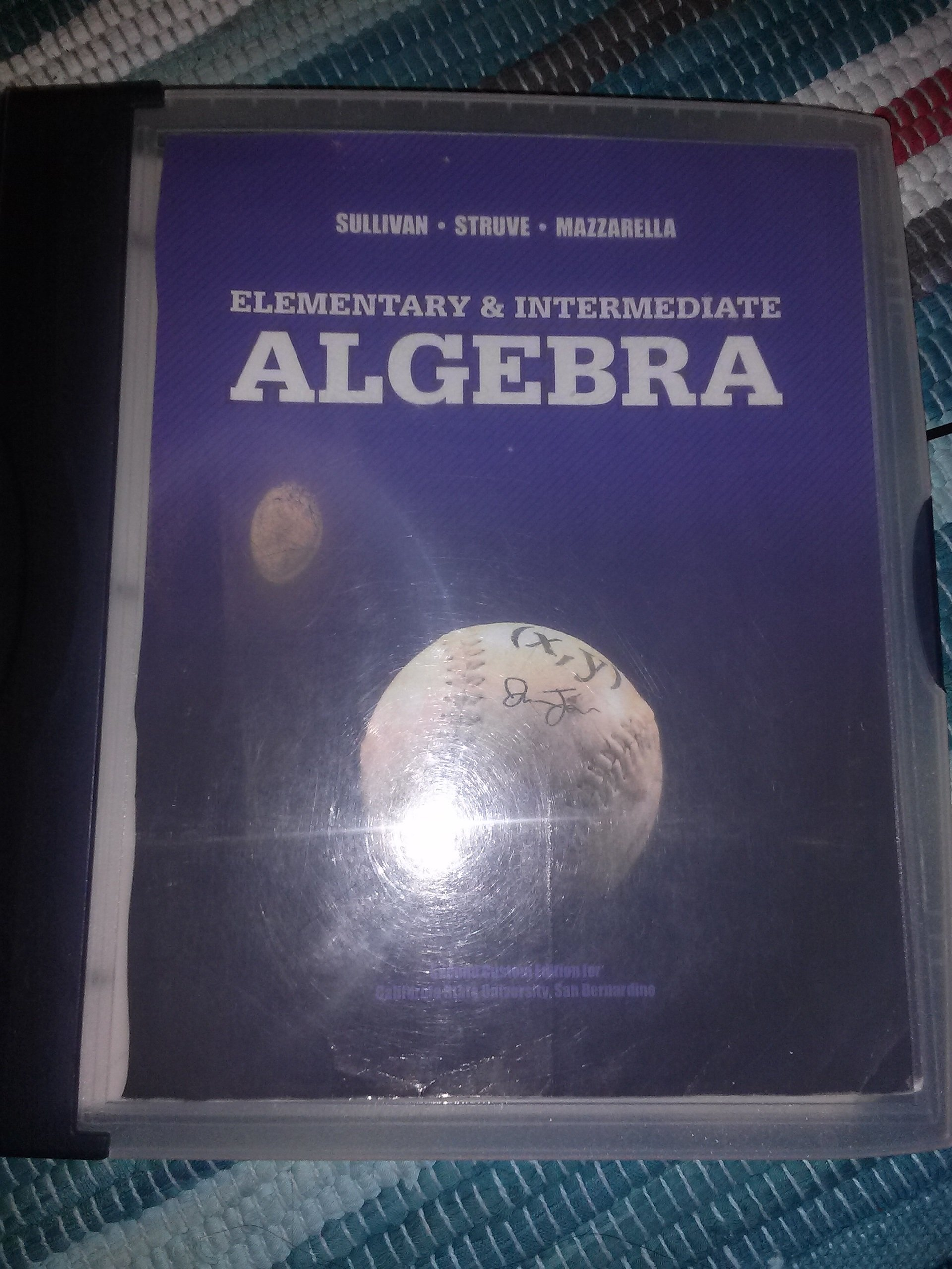 Read Online Elementary and Intermediate Algebra PDF