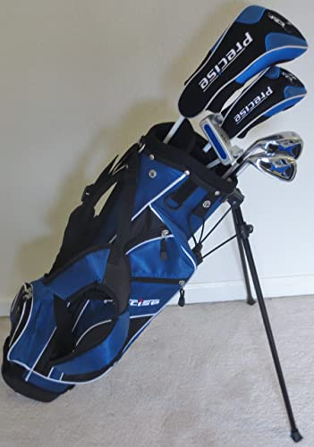 Left Handed Junior Golf Club Set