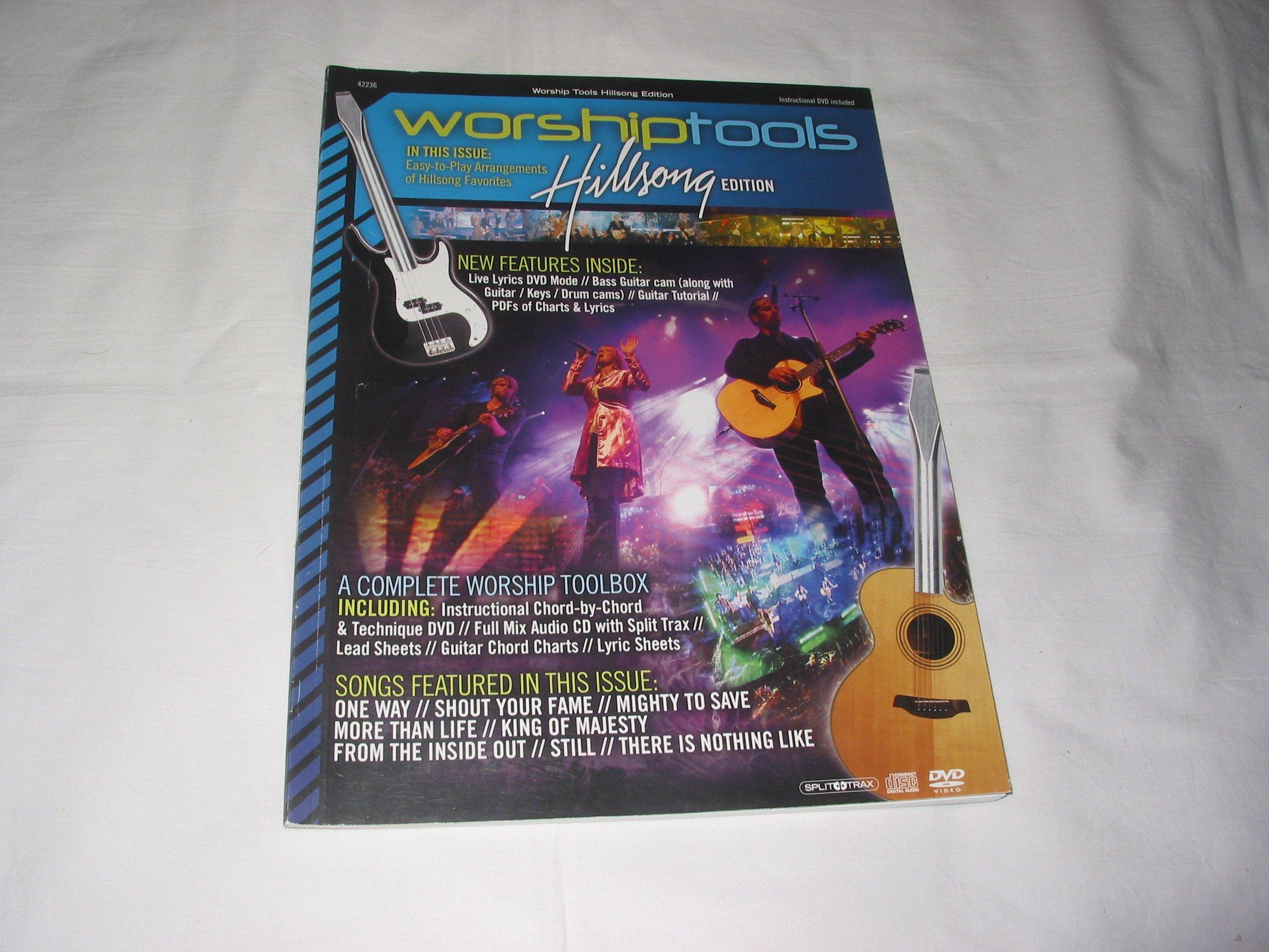 Worship Tools: Hillsong Edition book only: Nathan Godwin