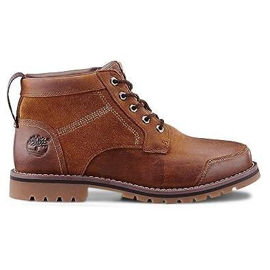 dcfd550b295 Timberland - Larchmont Chukka Boot, Brown/Tan, 11.5: Amazon.co.uk ...