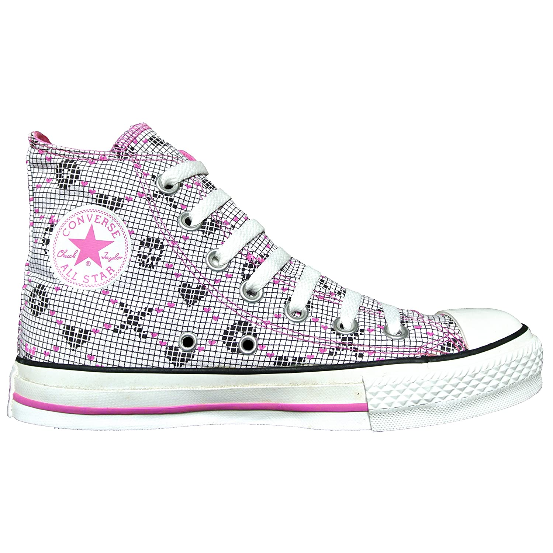 Converse Allstar Schuhe Chucks 5 EU 37,5 Skull White Limited