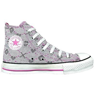 Converse Allstar Schuhe Chucks 4,5 EU 37 Skull White Limited