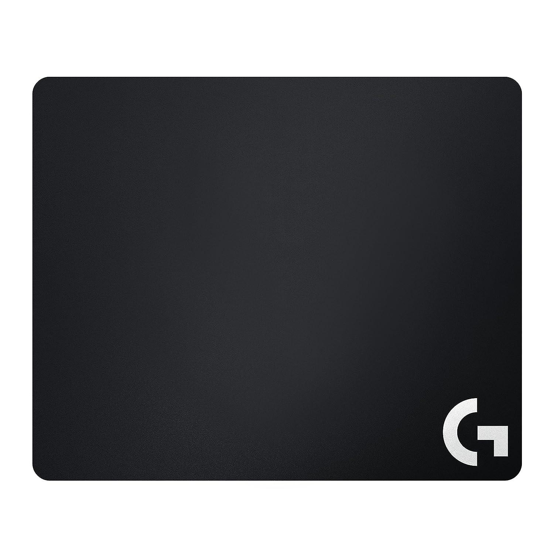 Logitech G240 Tappetino in tessuto per mouse da gioco, Nero 943-000094