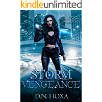 Storm Vengeance (Scarlet Jones Book 5) (English Edition)