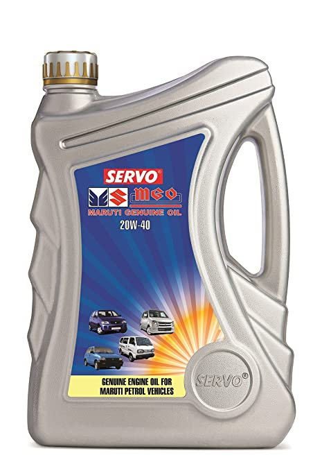 Servo MGO 20W-40 Engine Oil for Maruti Vehicles (3 L)