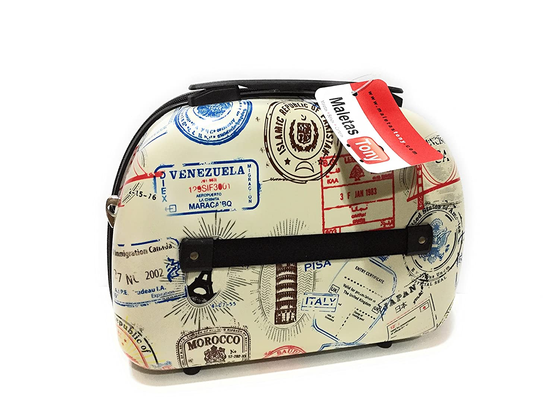 Neceser Pasaporte con asa bandolera: Amazon.es: Equipaje