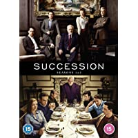 Succession: Seasons 1-2