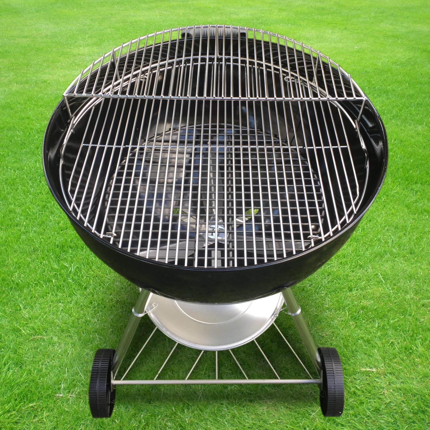rack grill open searing and grate sansaire product tray partially kit
