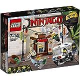 LEGO NINJAGO® City Chase Play set