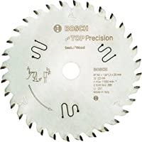 Bosch Professional cirkelsågblad Top Precision Best for Wood, 165 x 20 x 1,8 mm, 32, 2608642386