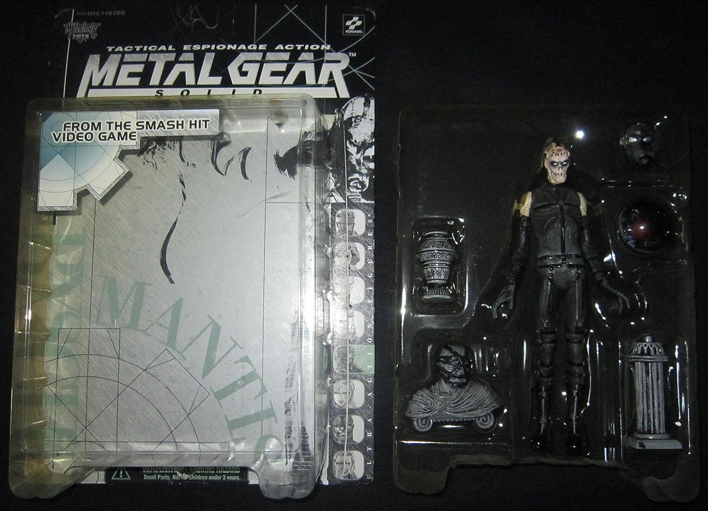 Amazon.com: Metal Gear Solid /Psycho Mantis: Toys & Games