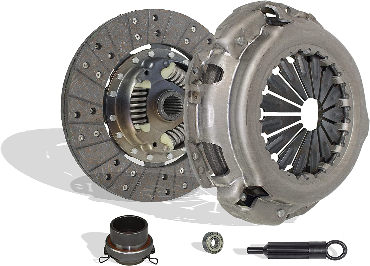 CLUTCH KIT STAGE 3 GEAR MASTERS FOR TOYOTA TACOMA T100 2.7L L4 3.0L V6 2WD 4WD