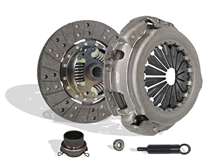 Clutch Kit Set Works With Toyota Tundra Tacoma 4Runner Base Pre Runner S-Runner SR5