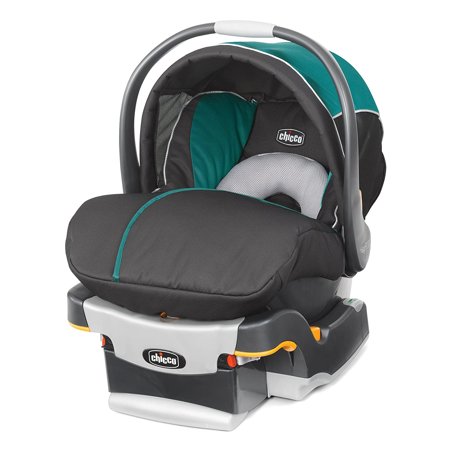 Chicco KeyFit 30 Magic Infant Car Seat, Coal 06079052220070