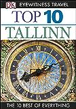 Top 10 Tallinn (EYEWITNESS TOP 10 TRAVEL GUIDES)