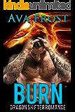Burn: Dragon Shifter Romance