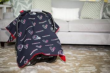 0bf40b07 Amazon.com: NFL Houston Texans The Whole Caboodle 5PC set - Baby Car ...