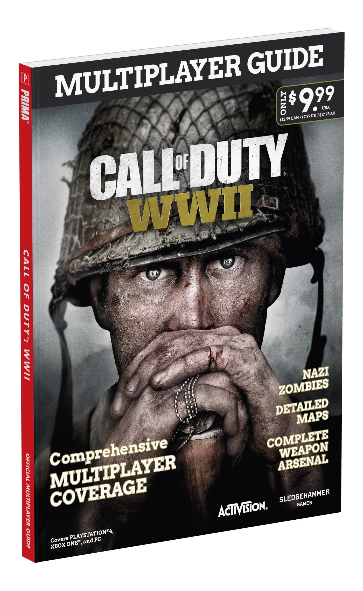 Download Call of Duty: WWII: Prima Official Multiplayer Guide pdf epub