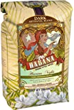 Habana Coffee, Whole Bean, Havana Nights Dark Artisanal Blend, 2 Pound Bag