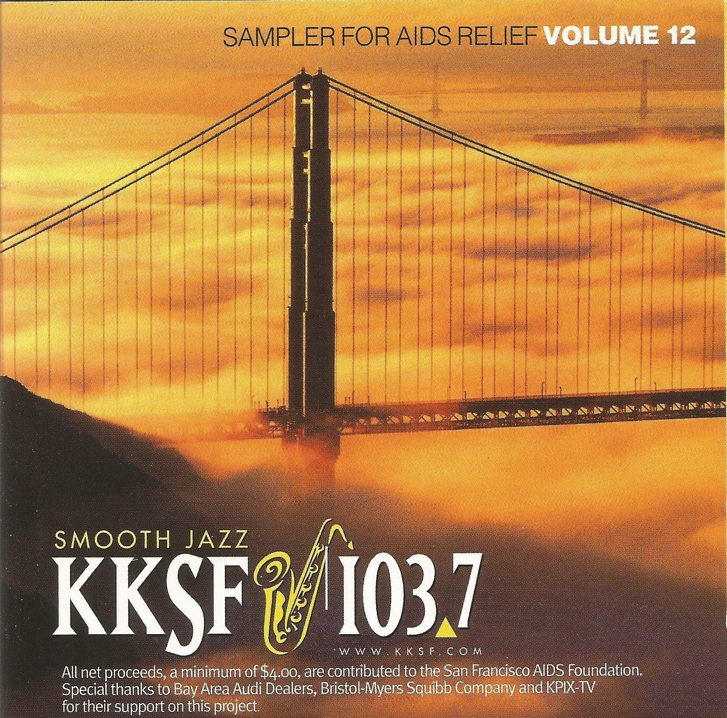 KKSF Ranking TOP15 103.7 FM Sampler for Manufacturer OFFicial shop 12 AIDS Relief Vol.