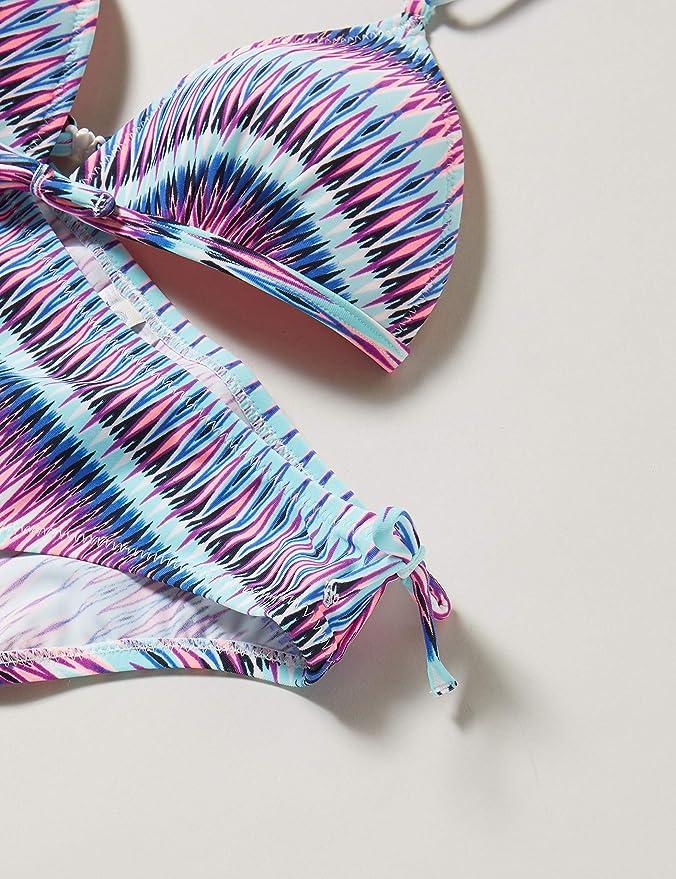 Sanetta Bikini Padded Conjunto de ba/ño para Ni/ñas
