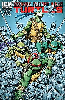 Amazon.com: Teenage Mutant Ninja Turtles #5 eBook: Kevin ...
