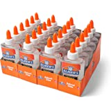 Elmer's Liquid School Glue, Clear, Washable, 5 Ounces, 1 Count 24 Count 5 Oz. Clear