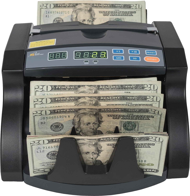 Royal Sovereign High Speed Bill Counter With Rear Dollar Bill Loader  (RBC-30PRO)