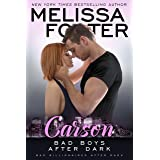 Bad Boys After Dark: Carson (Bad Billionaires After Dark Book 3)