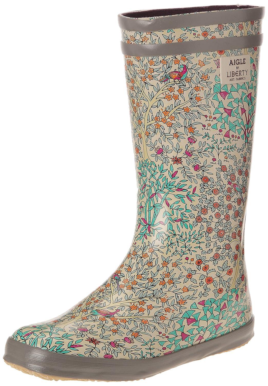 Aigle Malouine Lib, Bottes femme , Gris, 37 EU Amazon.fr Chaussures et  Sacs
