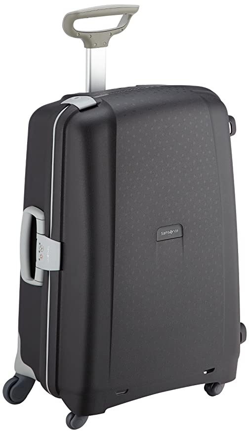 Samsonite Aeris - Spinner 68 - 4,40 Kg, Suitcase 68 cm, 64.5 L, Black-Best-Popular-Product