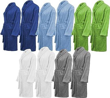 Accappatoio da sauna per uomo e donna Brandsseller in 5 misure e colori