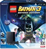 Lego Batman 3: Beyond Gotham + The Sly Collection PlayStation 3 500GB Bundle