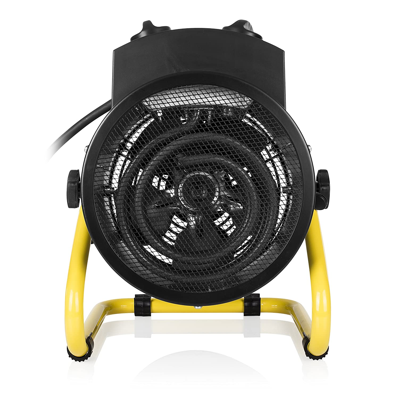 Ventilator Tristar KA-5061 Elektroheizung 3 einstellbare Leistungsstufen-3000 Watt